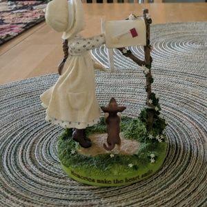 Holly Hobbie Figurine
